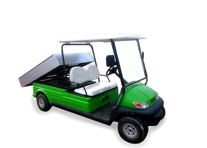 Customized Electric Utility Vehicle , Battery Operated Golf Buggies CE Certificate